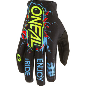 O'Neal Matrix Guantes, villain-black